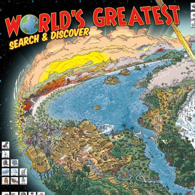 Worlds Greatest Search & Discover